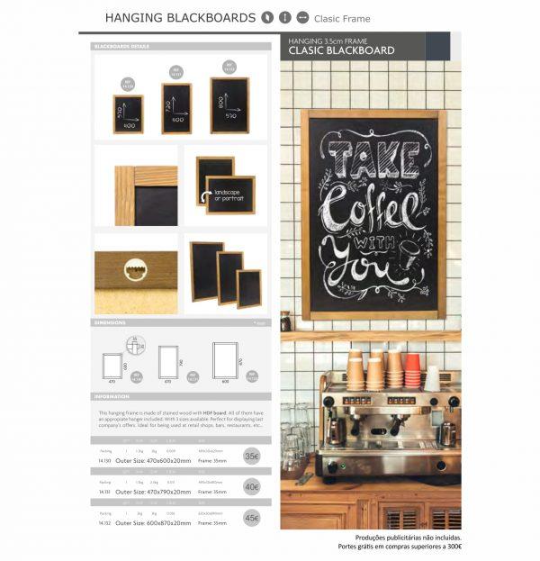 Blackboard Clasic