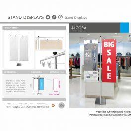 Stand Display Algora