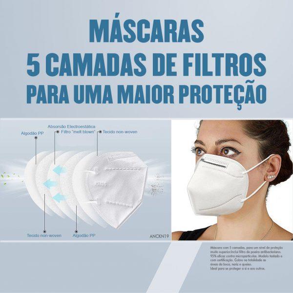mascara 5 camadas - Site sem preço