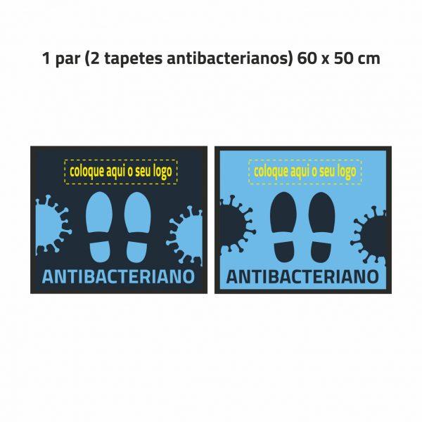 Tapete antibacteriano